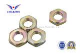 De Noten Steel/M5-M10/Hex van ISO 4032/Gr8/Carbon met het Zink van de Kleur
