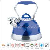 Cookware чайника свистка цвета высокого качества