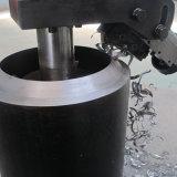 Машина толщиной трубы трубы портативной электрической скашивая