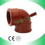 Buon PVC Pipe Fittings - PVC Elbow NBR5648 di Quality in Nigeria/Brasile