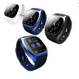Reloj elegante caliente de Bluetooth Smartwatch para el androide, IOS