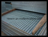 Grating galvanizado da barra de aço (325/30/de 100)