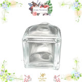 frasco de vidro do difusor quente da lingüeta do aroma do quadrado da venda 100ml, frasco de vidro para o petróleo essencial