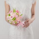 Ivenran de flores frescas para la boda del ramo de regalo y decoración