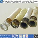 Sacchetto filtro del collettore di polveri di Fms per industria di metallurgia