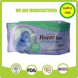 Wipe младенца благоуханием свободно супер мягкий оптовый