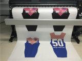 Papier de transfert collant/visqueux de sublimation pour des vêtements de mode