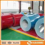 Bobine dell'alluminio del rivestimento di colore (PE PVDF)