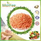 Fertilizante composto granulado NPK 17-17-17 da fábrica