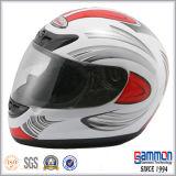Isiの標準太字のオートバイのヘルメット(FL105)