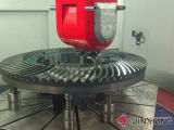 Engranaje de bisel espiral de superficie endurecido de alta precisión de alta precisión