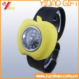 Progettare il Wristband per il cliente del silicone per la vigilanza (YB-SM-05)
