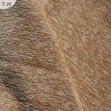 Largeur 2016 du tissu 1.46m de sofa de Brown de Chenille par 320GSM (FTH31002A)