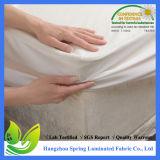 適合のマットレスの柔らかい感動させる綿のテリーの豊富な資金源のマットレスの保護装置の生命時間Warrenty