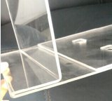 카드 홀더를 위한 관례 4mm 명확한 아크릴 구부리는 장