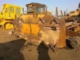 Bulldozer utilizzato del cingolo di KOMATSU D155-2