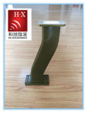Nach Maß flexible nahtlose Bj32/Wr284 Hohlleiter