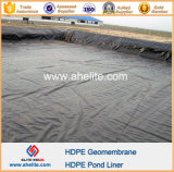 HDPE Geomembrane für Wasterwater Treatment Lagoons