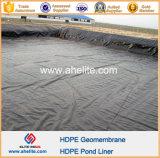 HDPE Geomembrane para lagoas do tratamento de Wasterwater