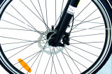 Bicyclette électrique de 28 po 350W Middle Motor City (TDB08Z-2B2)
