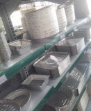Eco-Friendly контейнер алюминиевой фольги для круглого расстегая