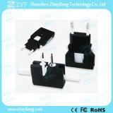 Adattatore universale del caricatore della parete di corsa della spina dello zoccolo di corrente alternata (ZYF9023)