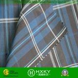 셔츠 또는 의복 안대기를 위한 폴리에스테 털실 염색된 직물