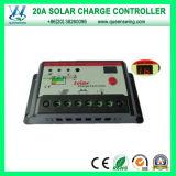 regolatore solare di 12V/24V 20A per il sistema di energia solare (QWP-1420T)