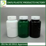 250ml白いペット薬のプラスチックびん