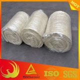 Одеяло минеральных шерстей сетки мелкоячеистой сетки ядровой абсорбциы сшитое (промышленное)