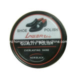 Bestes Quality 40ml Black Shoe Polisher in Tin Fall
