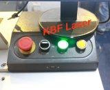 Mopa 금속 iPhone 케이스 로고 표하기와 색깔 표하기를 위한 서 있는 섬유 Laser 표하기 기계