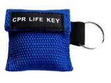 CPR Keyrings Pouch에 있는 Selling High Quality 세륨 Approval 최신 CPR Barrier Mask