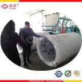 4mm 폴리탄산염 경량 온실 루핑