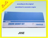 Il kit della guarnizione di marca di Mahle si è specializzato in motore J05e dell'escavatore