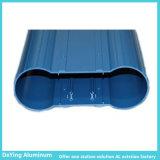 Aluminiumfabrik-anodisierenunterschied-Farben-Aluminium-Profil