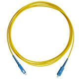 Волоконно-оптический патч-корд одномодовый Многомодовая Simplex Дуплекс с Sc FC LC St Connector