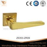 중국 고품질 아연 합금 PVD 문 손잡이 (Z6265-ZR02)