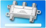 4-manier Sat/CATV Splitser met de Certificatie van Ce