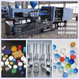 160 톤 고속 얇은 벽 플라스틱 사출 성형 기계 (BST-1600A)