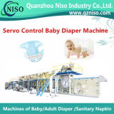세륨 (YNK400-FC)를 가진 Frenquency 아기 Diapr 경제 기계
