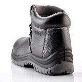 Зашнуруйте вверх обувь M-8160 безопасности ботинка работы застежка-молнии ботинок безопасности