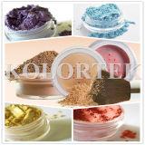 Het natuurlijke Poeder van het Pigment van het Mica van de Kleur van Schoonheidsmiddelen