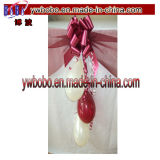 Decoración de la tapa del globo de la boda del regalo de la Navidad del negocio (W1082)