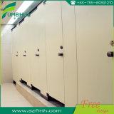 12mm HPL imperméabilisent la toilette et versent des compartiments