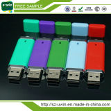 Soem-Plastikfeuerzeug USB-Feder-Laufwerk mit Cer/RoHS