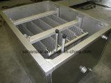 Un sistema di raffreddamento dell'acqua di scarico e del polpa di industria cartaria dello scambiatore di calore del piatto dell'acciaio inossidabile 304