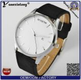 Reloj ocasional Relogio Masculino de la marca de fábrica Yxl-911 del asunto de los relojes de los hombres 2016 de la manera de Roma de la escala del cuarzo de los hombres de lujo del reloj caliente