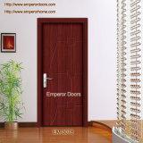 Innere hölzerne PVC-Tür, zusammengesetzte hölzerne Tür