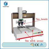 Máquina quente Desktop automática do distribuidor da colagem do derretimento da certificação do CE